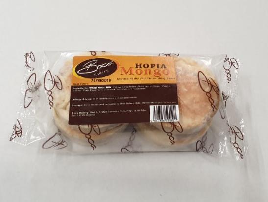 Hopia Mongo