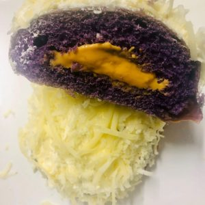 Ube and Cheese Pimiento