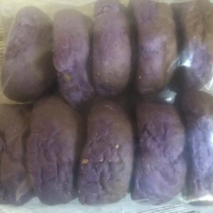 Ube Cheese Pandesal